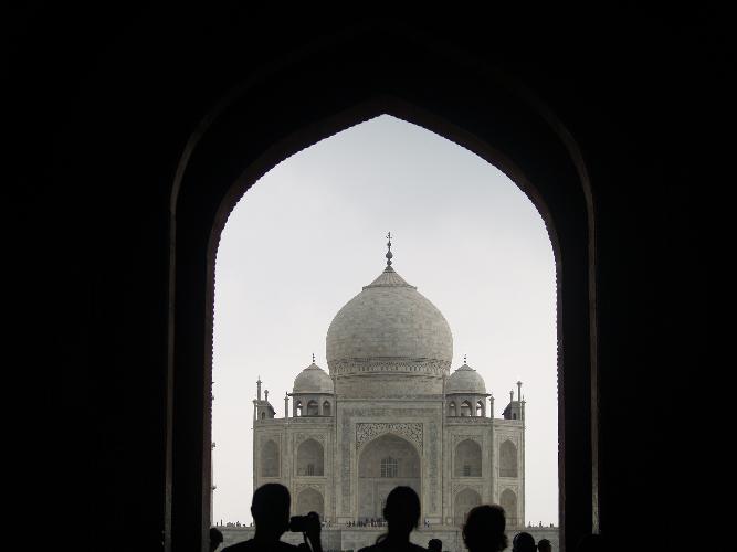 Zwillingsratgeber p1012041 Fahrt zum Taj Mahal