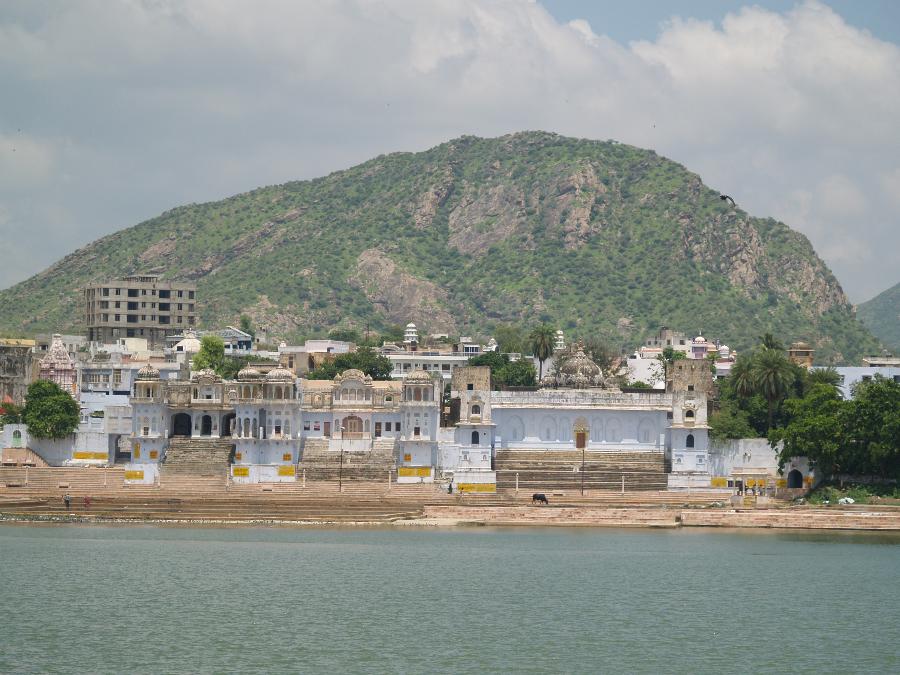 Zwillingsratgeber p1011397 Aufenthalt in Pushkar