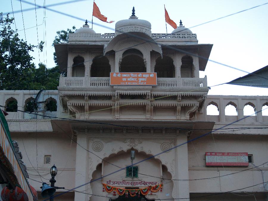 Zwillingsratgeber p1011436-kopie Aufenthalt in Pushkar