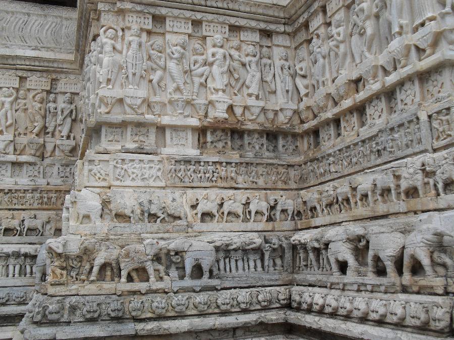 Zwillingsratgeber sdc10016 Jagdish Tempel in Udaipur - immer einen Besuch wert