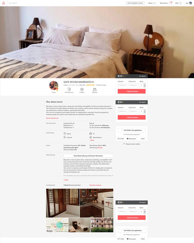 Zwillingsratgeber airbnb_marrakesch AirBnB - Hier könnt Ihr meine Erfahrungen nachlesen